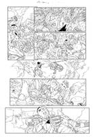 Cyborg_ Unpublished samples Page 03_ inks by AllJeff