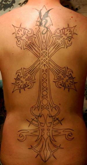 Iocus Rood tattoo Stage 1