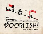 (I'd rather) DOORLISH by muffaelucciole