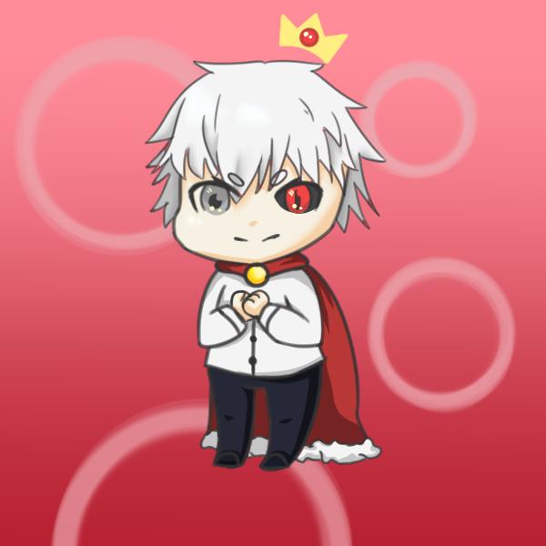 King Kaneki ? by HidingInTheSugarkane
