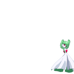 Gardevoir Animation +remade+ by leafbarrett