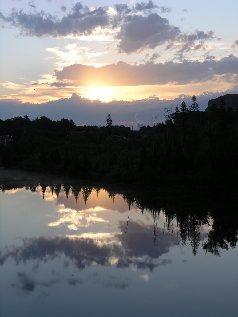 Kaministiquia View by RocksRose
