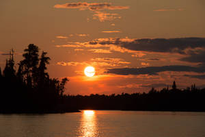 Sunset Glow by RocksRose