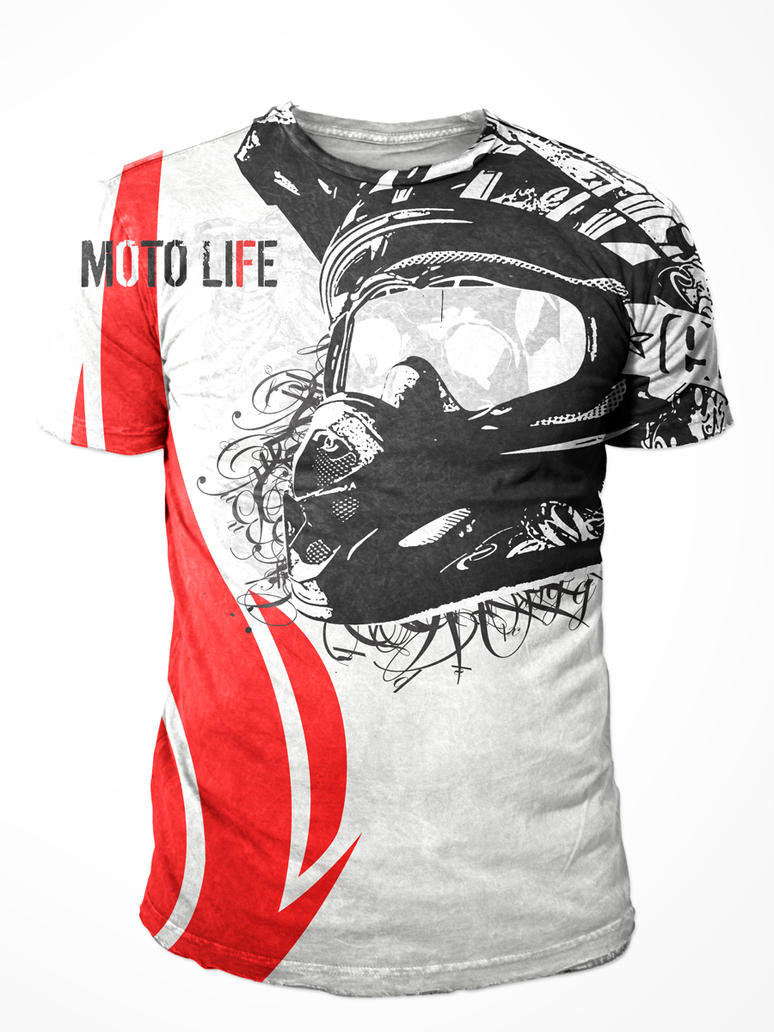Moto Life Helm by hybrid-underground
