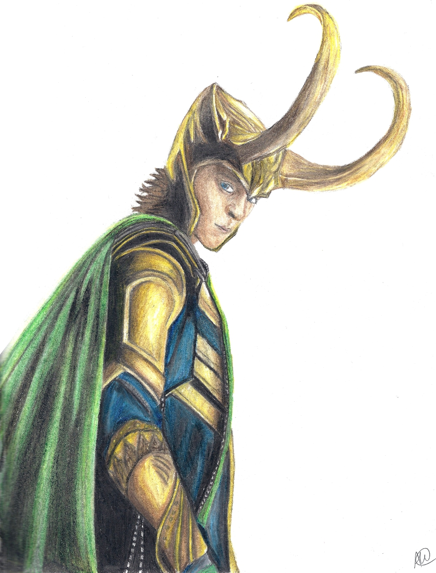 Loki by Mesymes