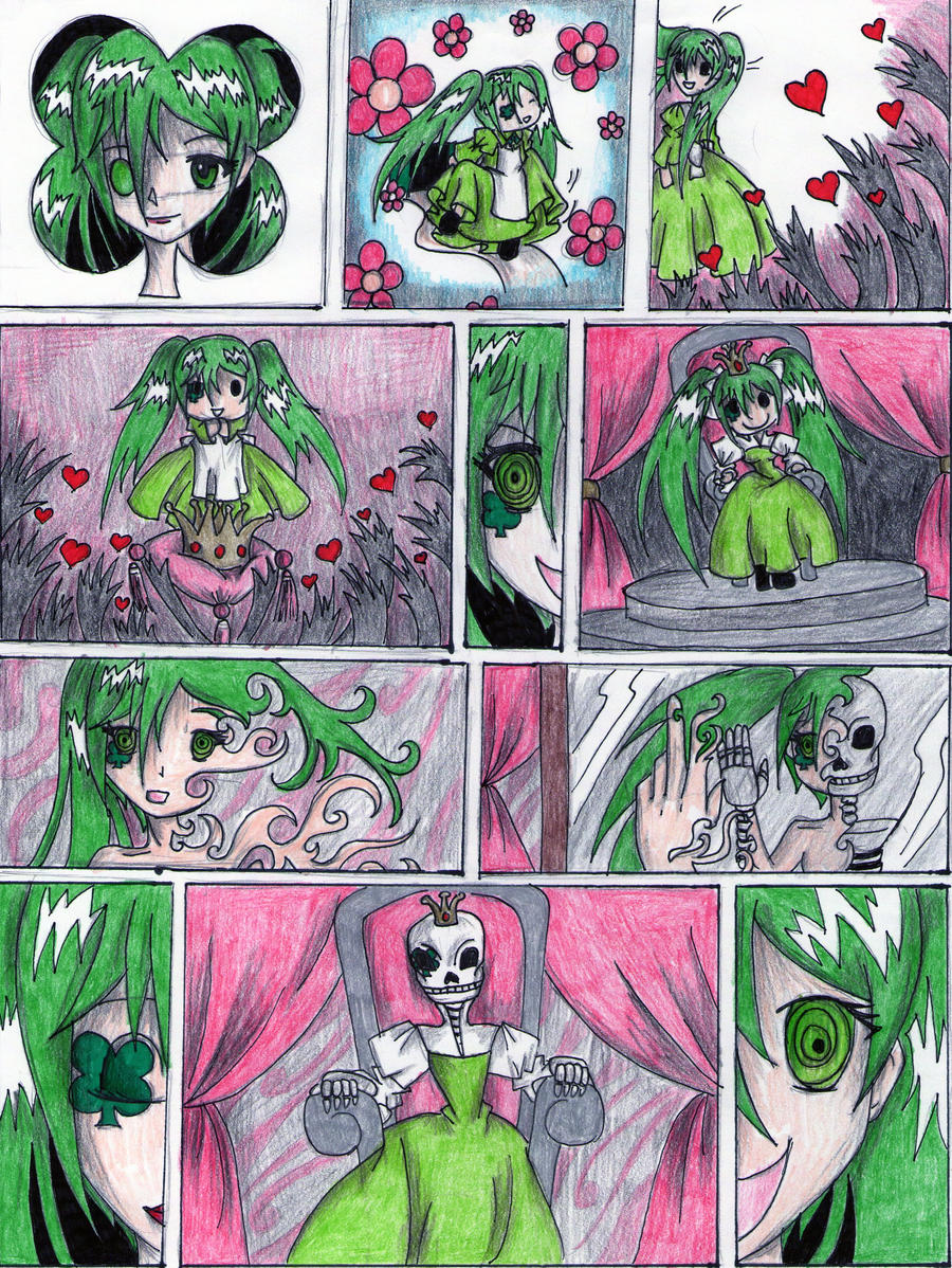 Alice human sacrifice third alice