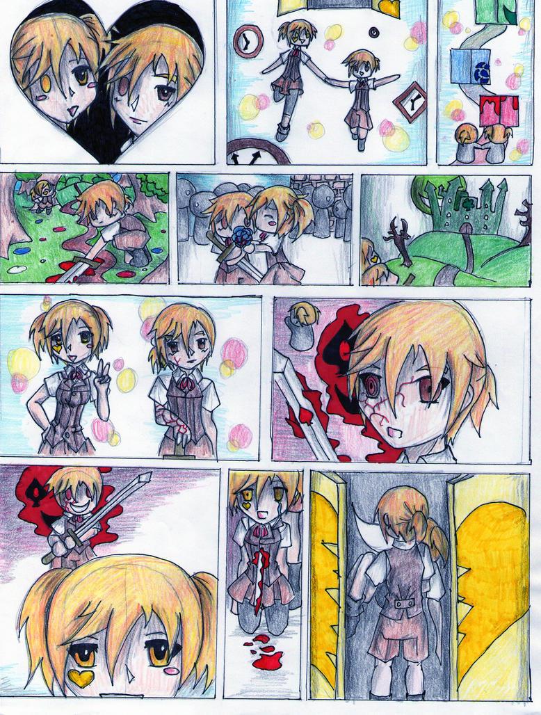 Alice Human Sacrifice: Yellow by IvansKitsune