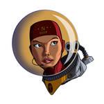 Cosmonaut Colors by EvilFishmonger