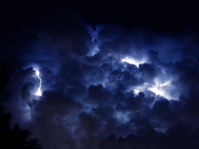 Lightning Cloud By Jpdavey On Deviantart