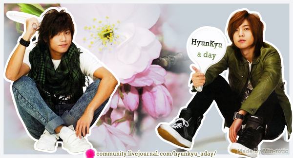 HyunKyu a day by Min-rotic