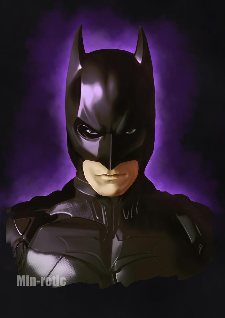 Batman - The Dark Knight by Min-rotic