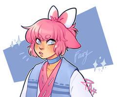 Fairy Boi by ginmushroom
