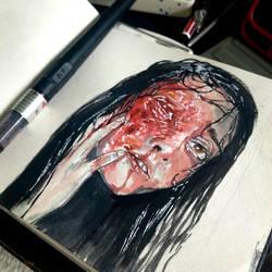 Bloody sketch