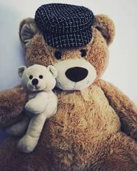 Nice Teddy friend