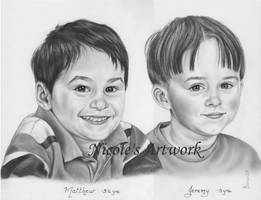 Boys by Arteestique