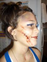 Halloween Makeup Effects 2 by Arteestique