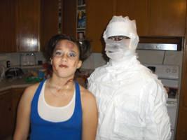 Halloween Makeup Effects 5 by Arteestique