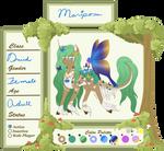 Mariposa registration sheet by Beadedwolf22