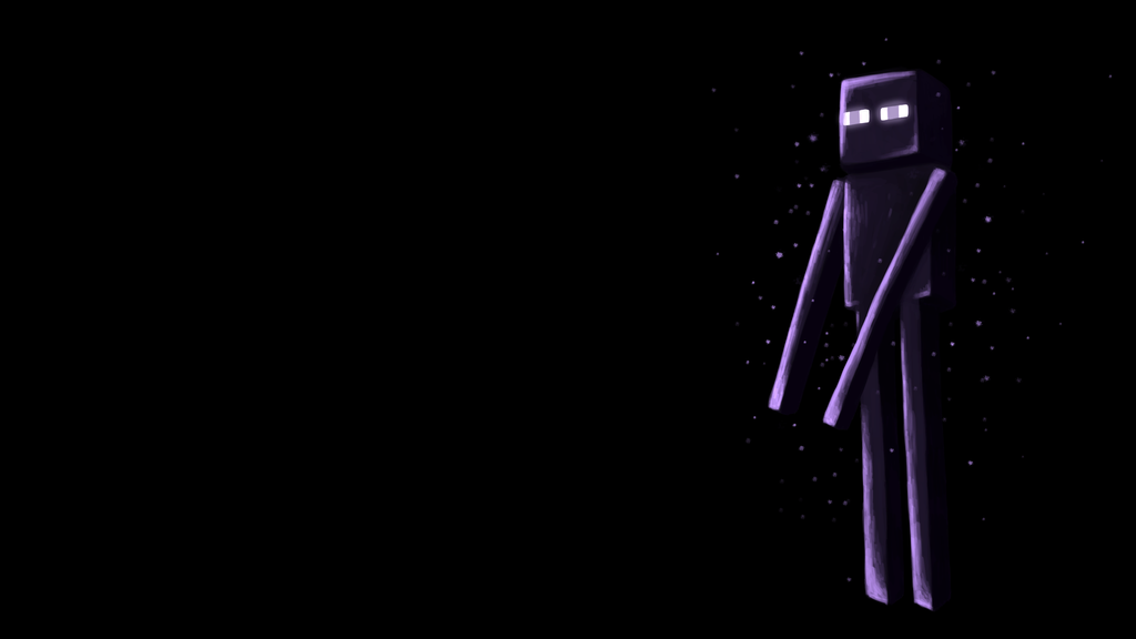 enderman minecraft wallpaper wolf - photo #11