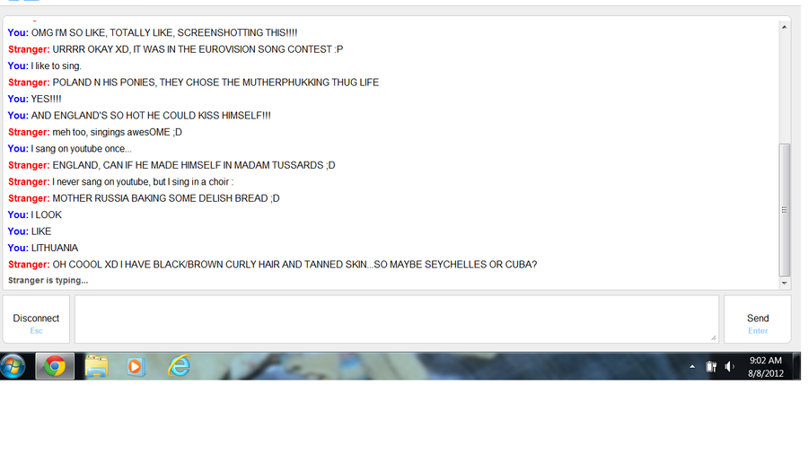 hot omegle chat logs young guns movie