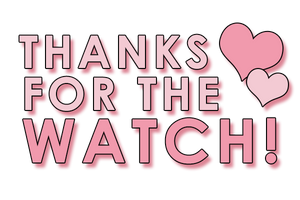 Thanks For The Watch by BlackRogueX