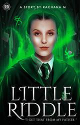 Little Riddle Wattpad Book Cover