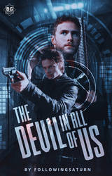 The Devil In All Of Us Wattpad Book Cover
