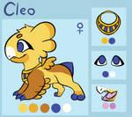 [Wyngro] Cleo Refsheet