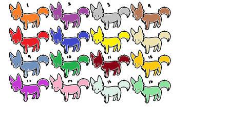 Wolf Adoptions