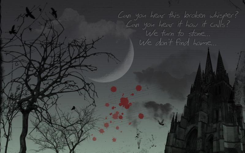 goth wallpaper. gothic wallpapers free