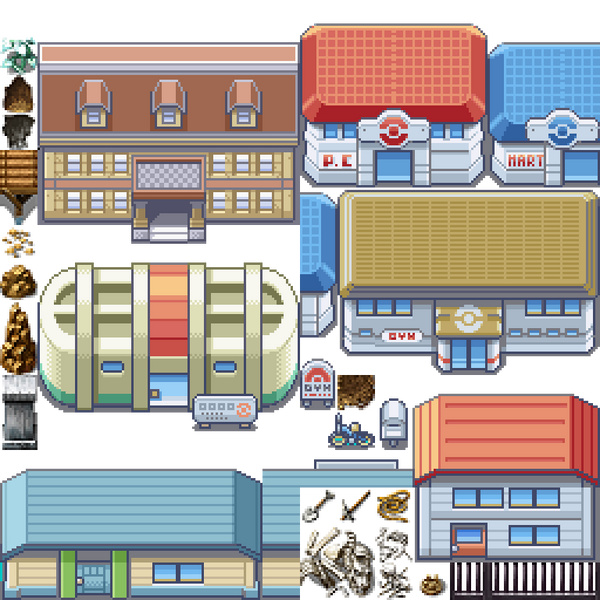 Pokemon Rpg Maker Mv Tilesets – Jerusalem House