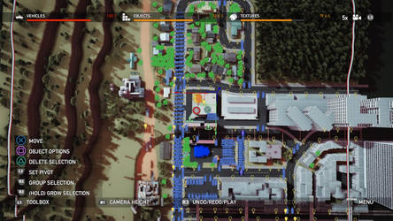 Far Cry 5 Suburbs District Full Map