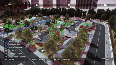 Far Cry 5 Full suburbs view