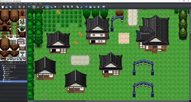 Pokemon Dojo Tower Preview 3 in Rpg maker MZ