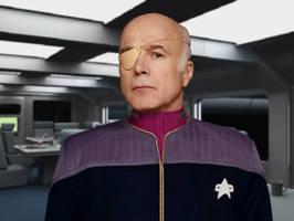 Admiral Saul Tigh (Michael Hogan)