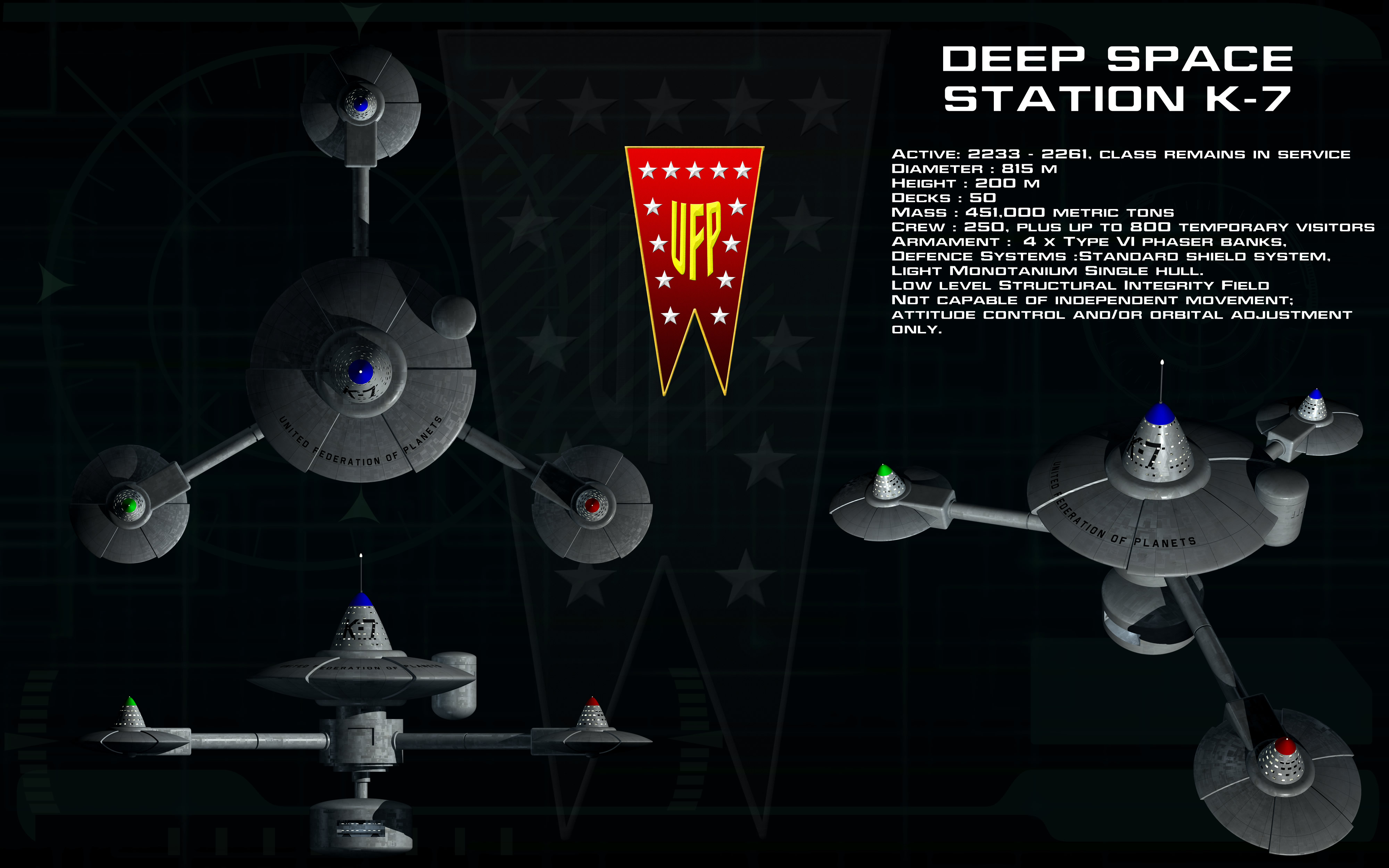 Deep Space Station K-7 ortho by unusualsuspex on DeviantArt