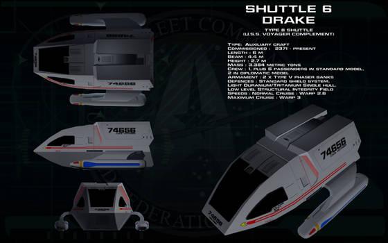 Type 8 shuttle ortho - Drake