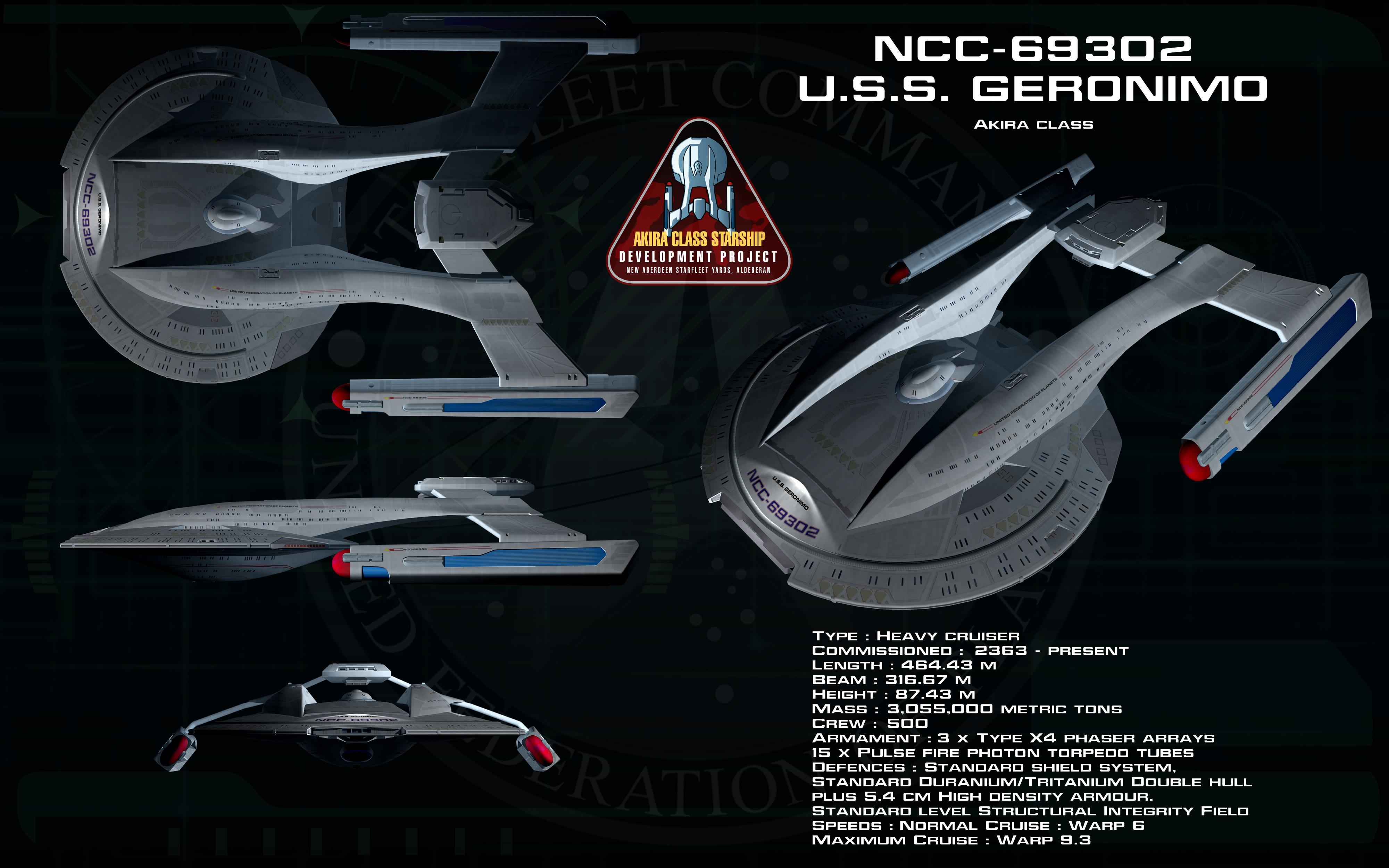 akira_cl_ortho___uss_geronimo_by_unusualsuspex-d6tedf4 Uss Defiant Schematics on uss prometheus, delta flyer schematics, uss reliant schematics, uss voyager, uss yamaguchi, deep space nine schematics, uss vengeance star trek, runabout schematics, uss reliant deck plans, uss titan schematics, uss excalibur, uss excelsior, star trek ship schematics, millennium falcon schematics, uss lst schematic, uss equinox, space station schematics, uss valiant schematics, uss diligent, uss enterprise,