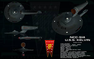 Avery class ortho - USS Kelvin by unusualsuspex