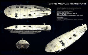 GR-75 Medium Transport ortho by unusualsuspex