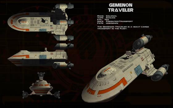 Gemenon Traveler ortho by unusualsuspex