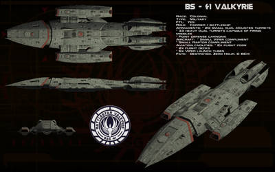 BS-41 Valkyrie ortho