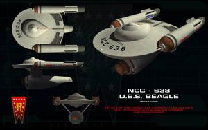 Beagle class ortho - USS Beagle by unusualsuspex