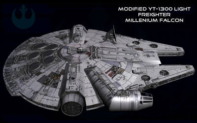 Millenium Falcon Request by unusualsuspex