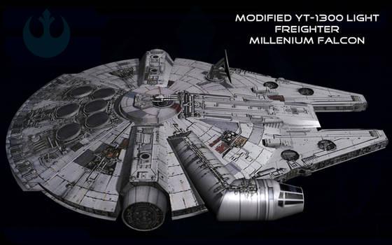 Millenium Falcon Request