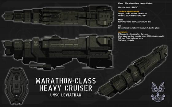 Marathon class heavy cruiser ortho