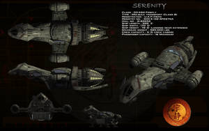 Mid-bulk Transport Series 3 ortho - Serenity by unusualsuspex