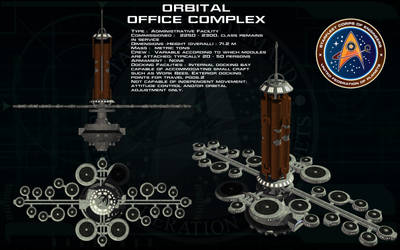 Orbital Office Complex ortho by unusualsuspex