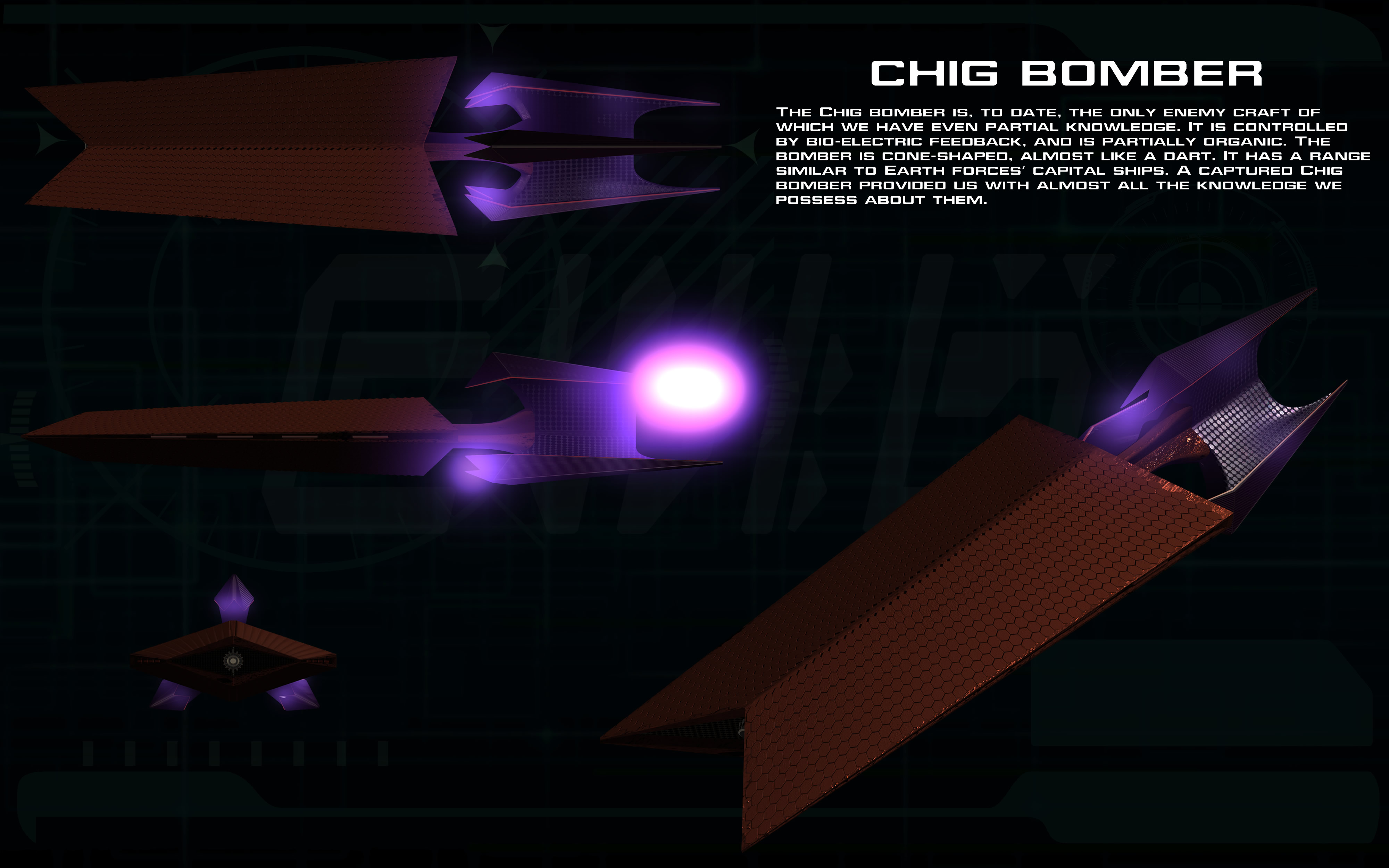 Chig Bomber ortho by unusualsuspex on DeviantArt