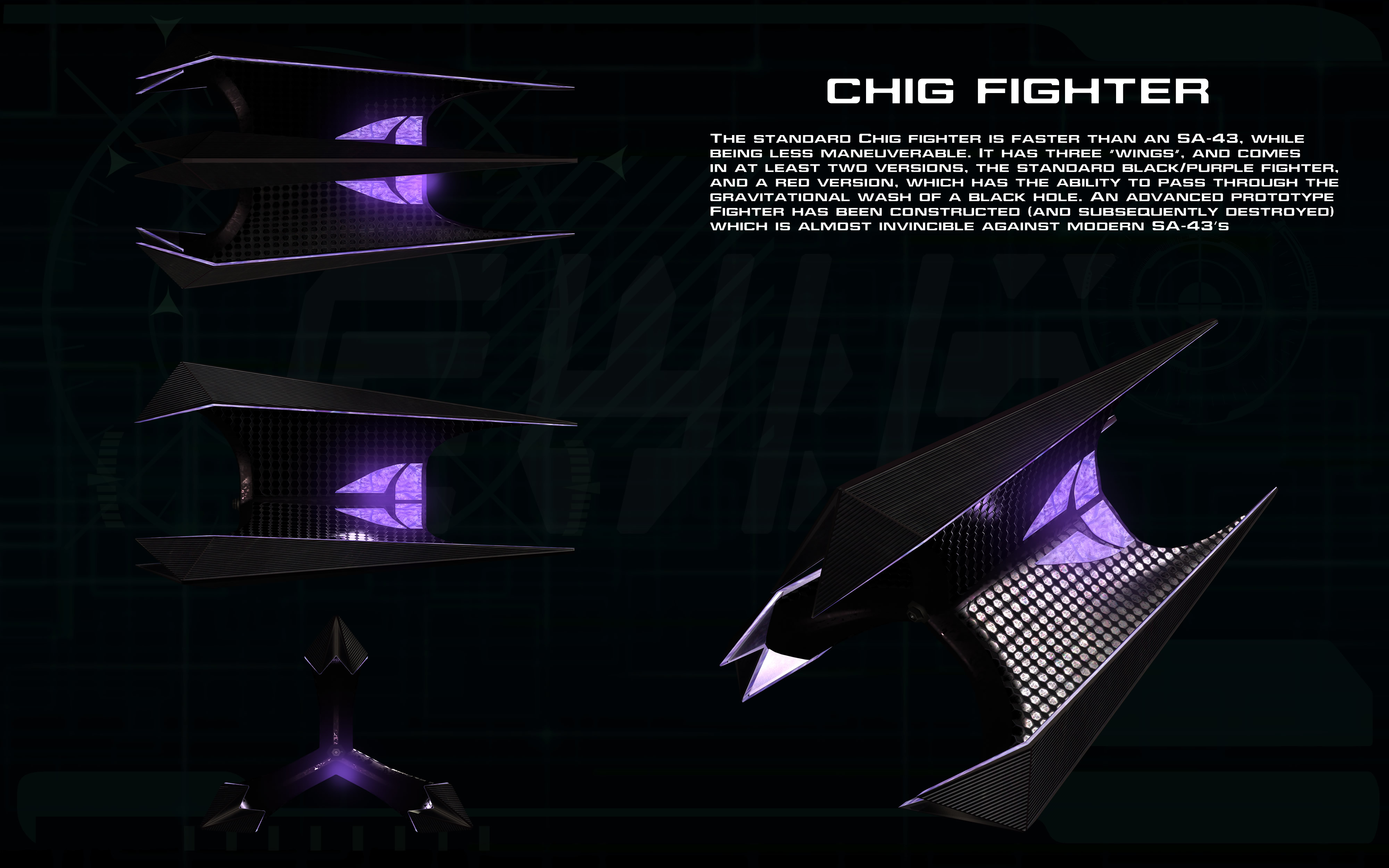 Chig Fighter ortho